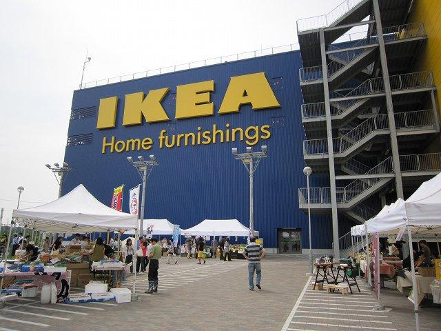大阪マルシェほんまもん in IKEA鶴浜店